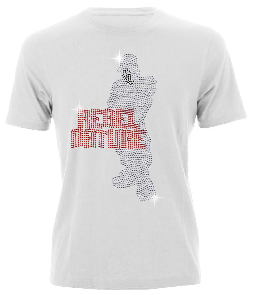 Rebel Nature T-Shirt White